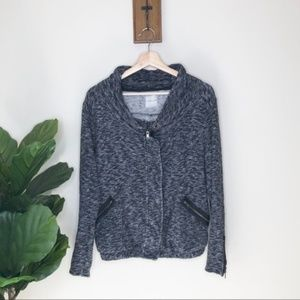 Urban Outfitters Silence & Noise marled jacket